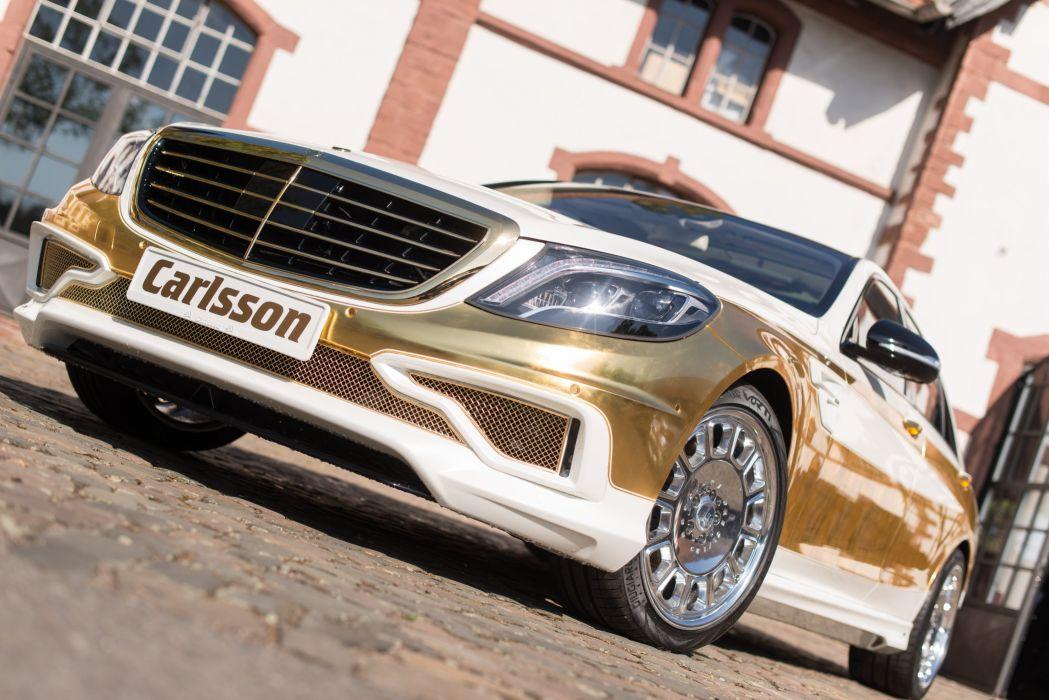 2014 Carlsson Mercedes Benz CS50 Versailles (W222) tuning luxury wallpaper