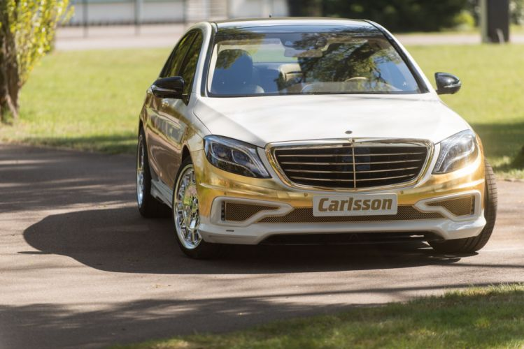 2014 Carlsson Mercedes Benz CS50 Versailles (W222) tuning luxury wallpaper