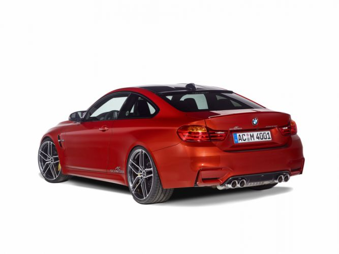 2014 AC-Schnitzer BMW M-4 CoupA wallpaper