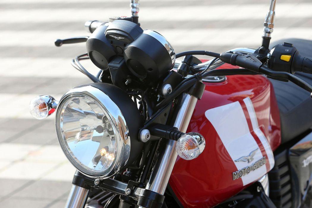 2015 Moto Guzzi V7II Special wallpaper