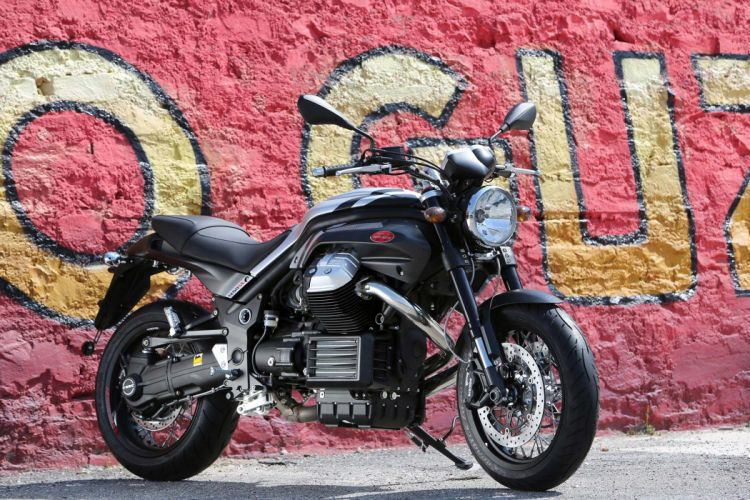 2015 Moto Guzzi Griso 8VSE wallpaper