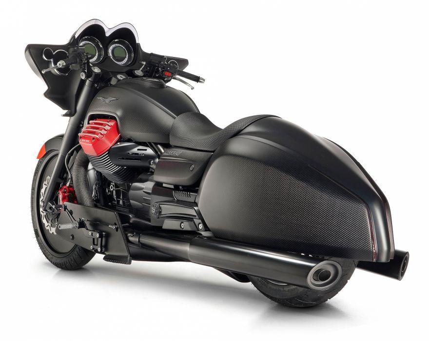 2015 Moto Guzzi MGX-21 Prototype wallpaper