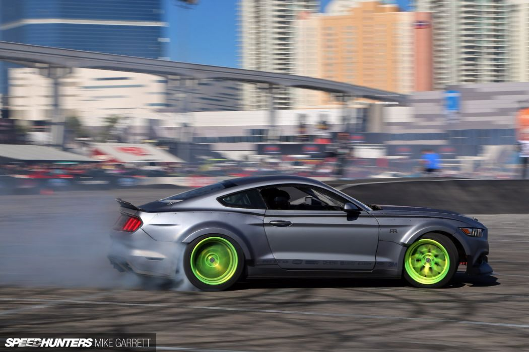 2015 Ford Mustang RTR muscle drift race racing tuning hot rod rods wallpaper