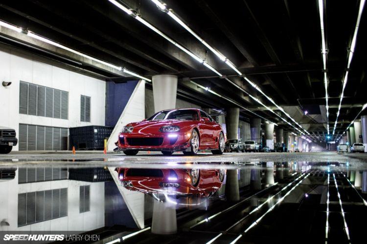 2JZ-GTE JZA80 Ridox SoCal Supra Toyota turbo Twins Turbo tuning wallpaper