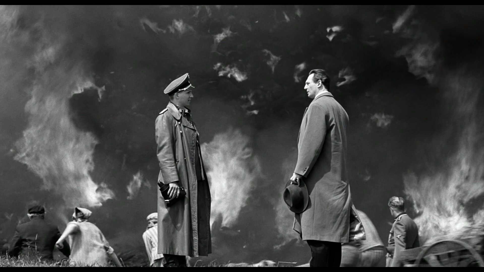 SCHINDLERS LIST Drama War Military History Wallpaper  1920x1080 539030 WallpaperUP