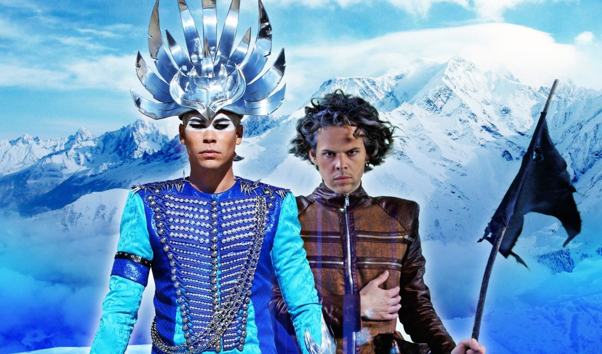 Empire Of The Sun Electronic New Wave Glam Pop Edm Wallpaper