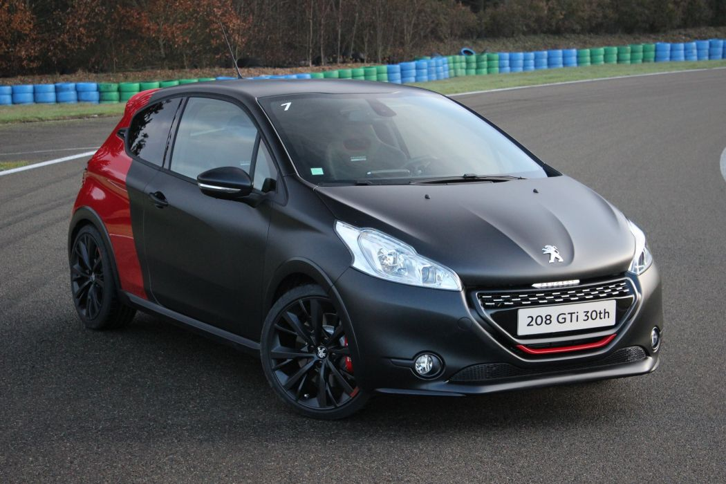 2014 Peugeot 208 GTI 30th cars wallpaper