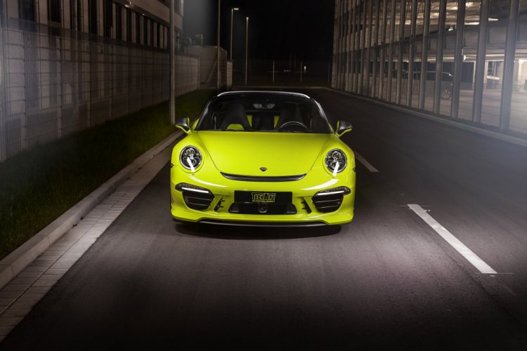 2014 Techart Porsche 911 Targa 4S supercars cars tuning germany wallpaper