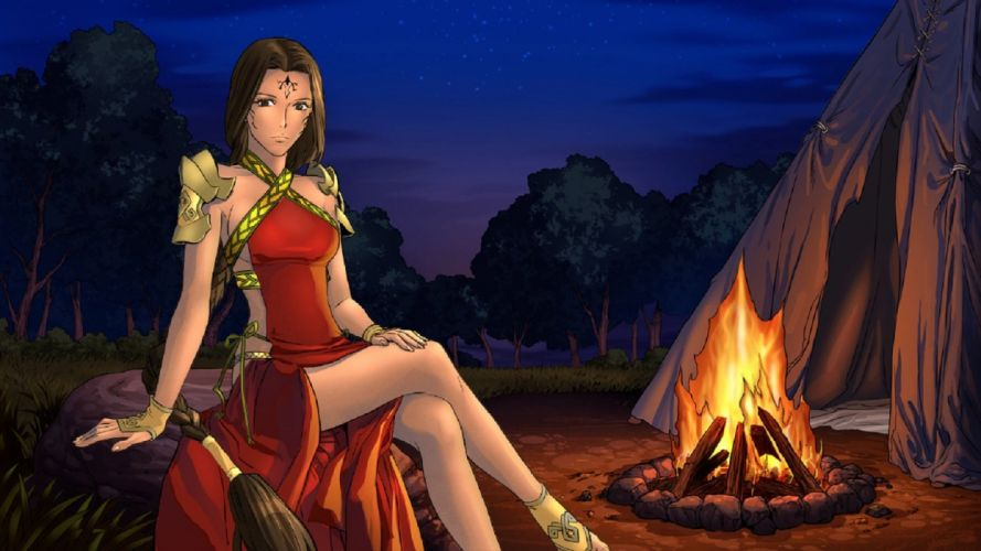 Loren the Amazon Princess video game android pc mac wallpaper