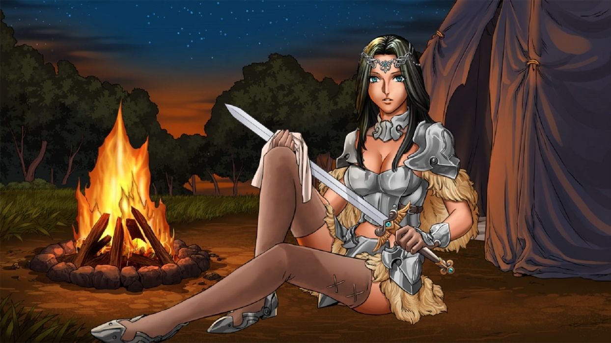 Loren the Amazon Princess video game android pc mac wallpaper