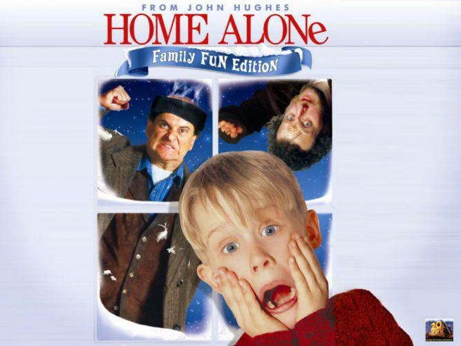 HOME-ALONE comedy family christmas home alone wallpaper