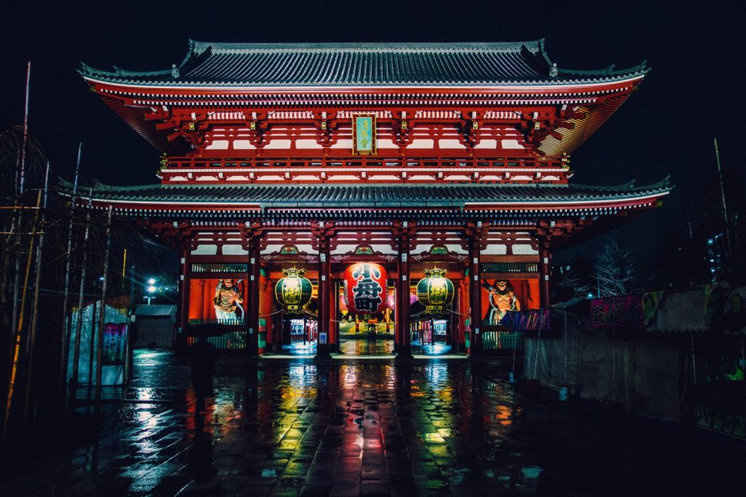 japan japon architecture bridges freeway building cities monuments Night panorama panoramic rivers tower towers tokyo ray light wallpaper