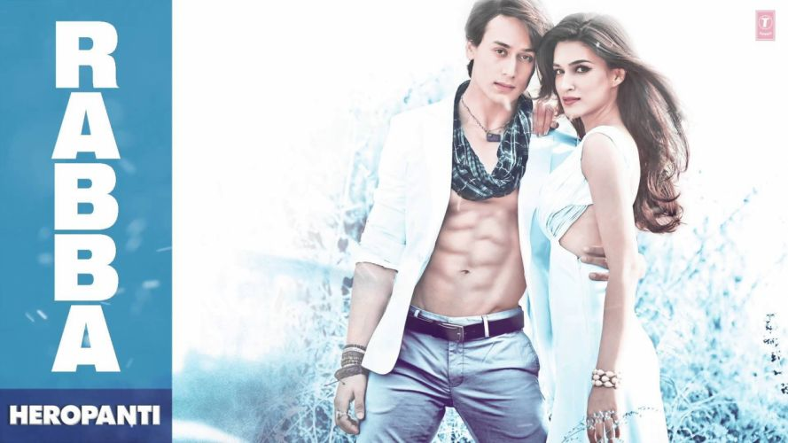 HEROPANTI bollywood romance action wallpaper