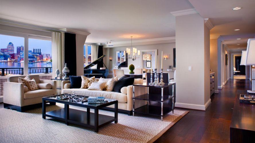 interior design home room beautiful wallpaper