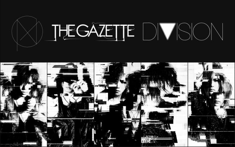 GAZETTE jrock alternative metal rock nu-metal metalcore visual progressive industrial wallpaper