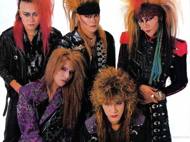 X-JAPAN jrock heavy metal symphonic japan wallpaper