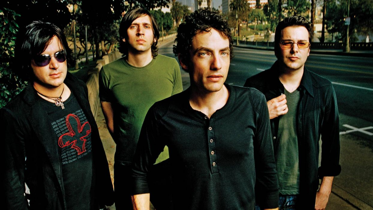 THE WALLFLOWERS rock alternative wallpaper