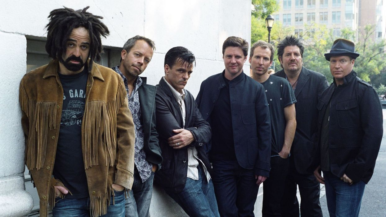 COUNTING CROWS rock pop alternative wallpaper