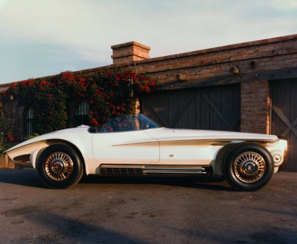 1965 Mercer Cobra Roadster Virgil Exner (CSX-2451) classic wallpaper