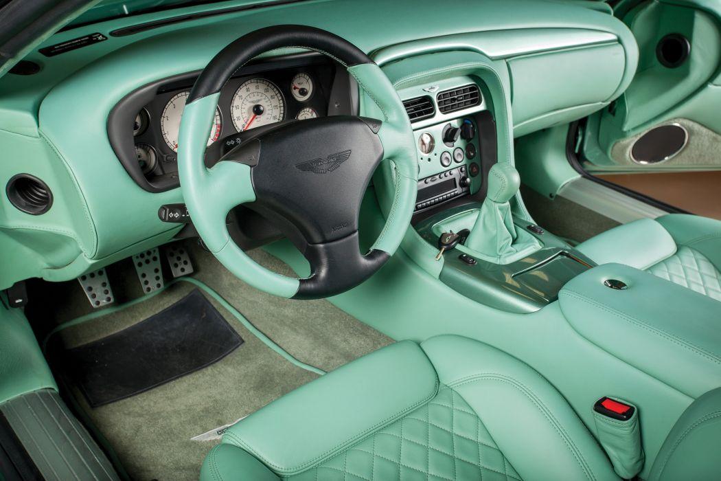 2003 Aston Martin DB7 Zagato wallpaper