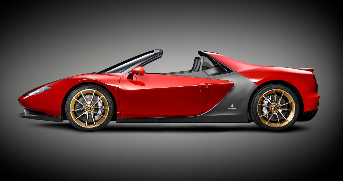 2014 Ferrari Sergio supercar wallpaper
