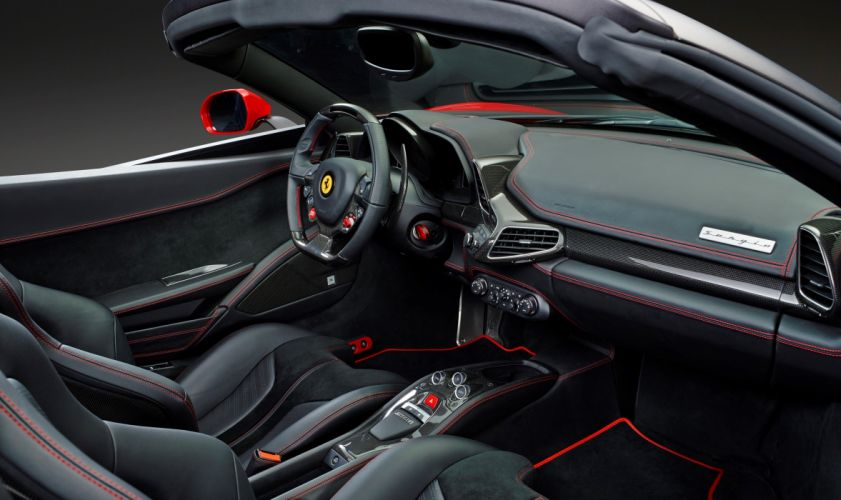 2014 Ferrari Sergio supercar wallpaper