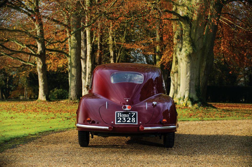 1939 Alfa Romeo 6-C 2500 S Berlinetta luxury retro wallpaper