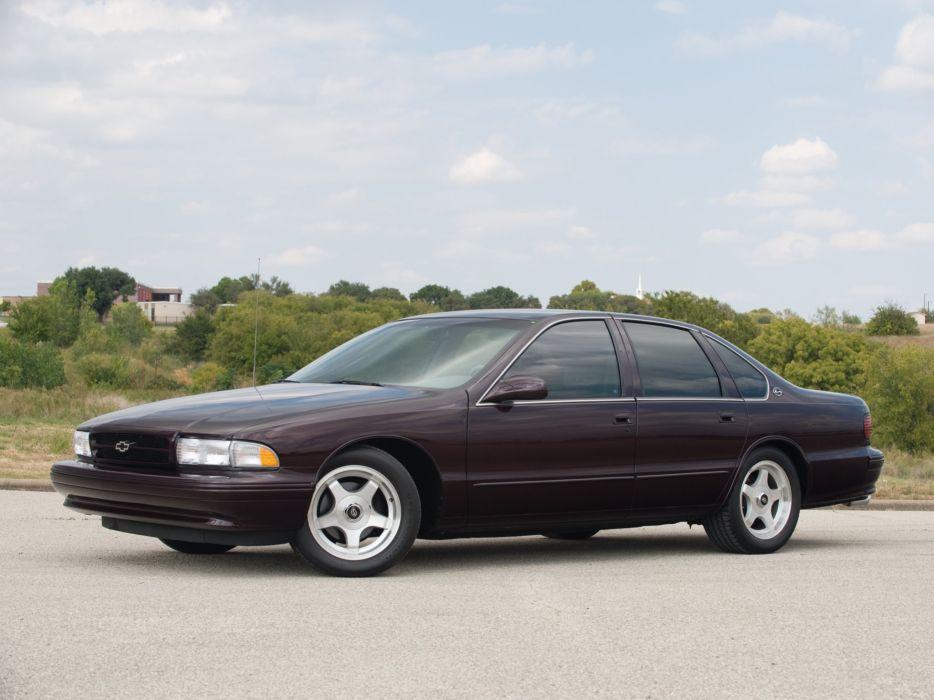 1996 Chevrolet Impala S-S muscle wallpaper