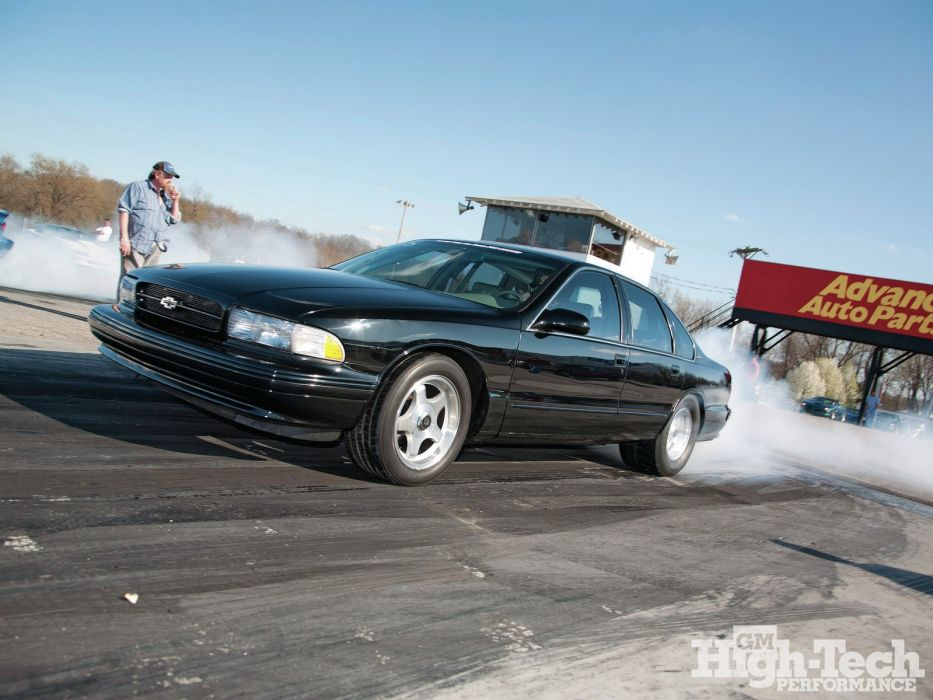 1996 Chevrolet Impala S-S muscle custom hot rod rods wallpaper
