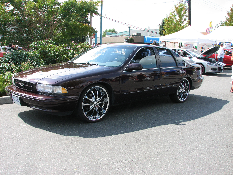 1996 Chevrolet Impala S S Muscle Lowrider Custom Hot Rod