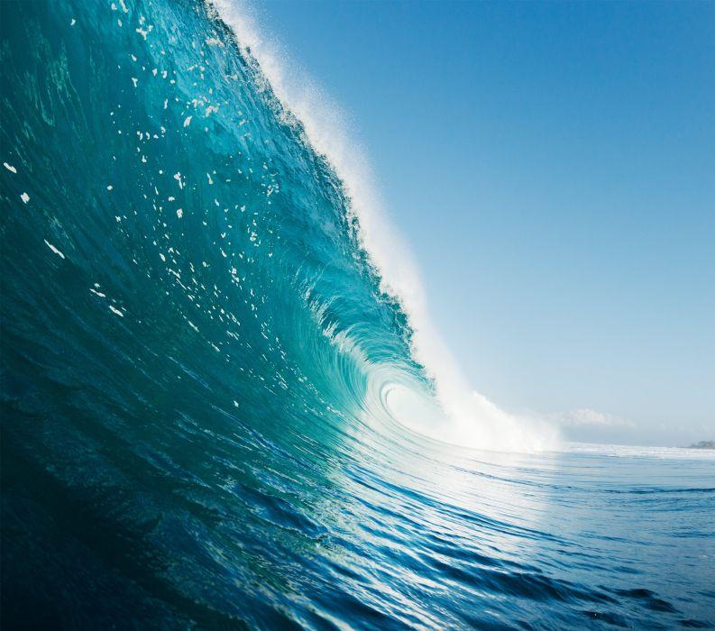 water waves ocean element wave sea wallpaper
