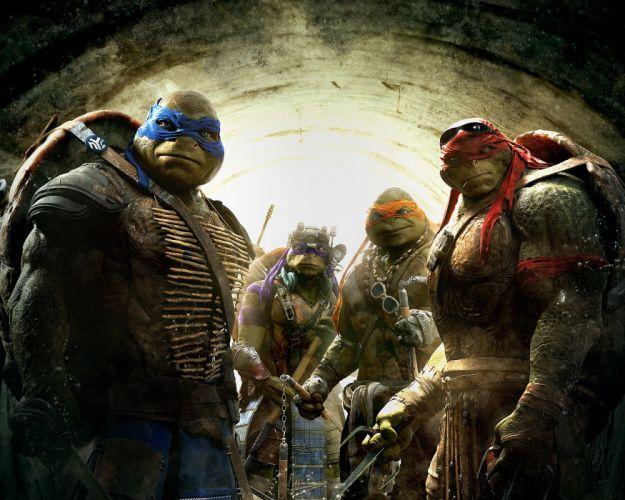 Warrior Teenage Mutant Ninja Turtles 2014 Ninja Movies Fantasy superhero wallpaper