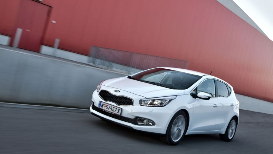 KIA Ceed car wallpaper