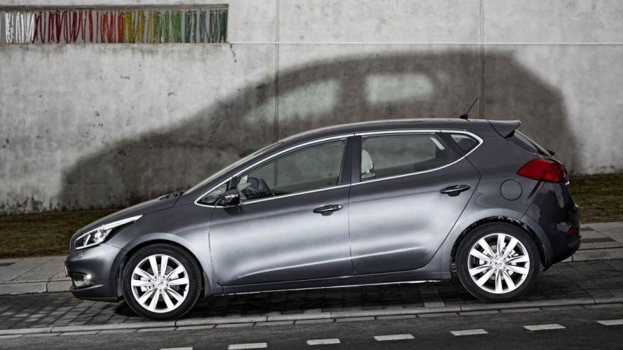 KIA Ceed car wallpaper