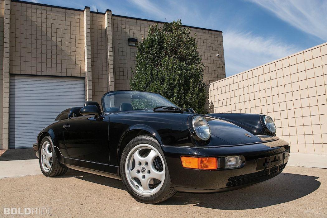 1994 Porsche 911 Speedster wallpaper