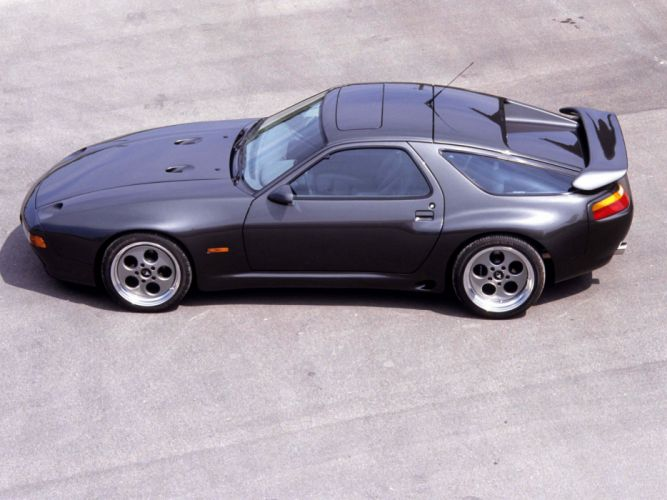 Porsche 928 supercar wallpaper