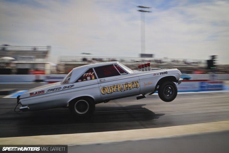 GASSER hot rod rods drag racing race wallpaper