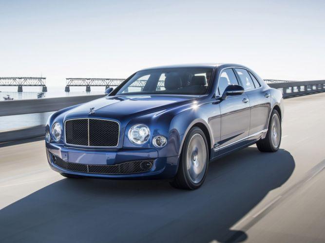 Bentley Mulsanne Speed 2015 supercars cars luxury wallpaper