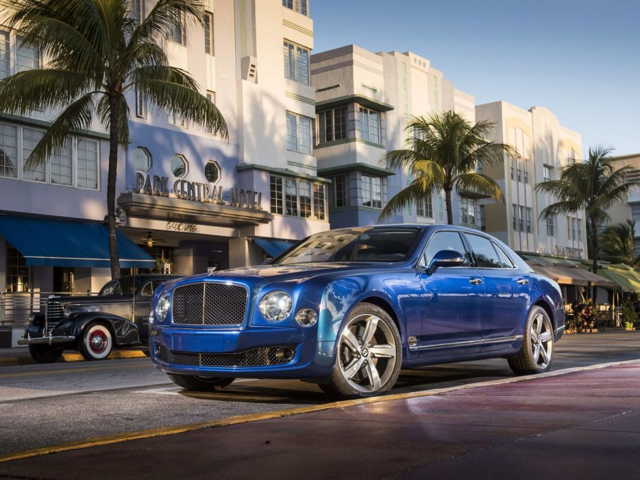 Bentley Mulsanne Speed 2015 supercars cars luxury wallpaper