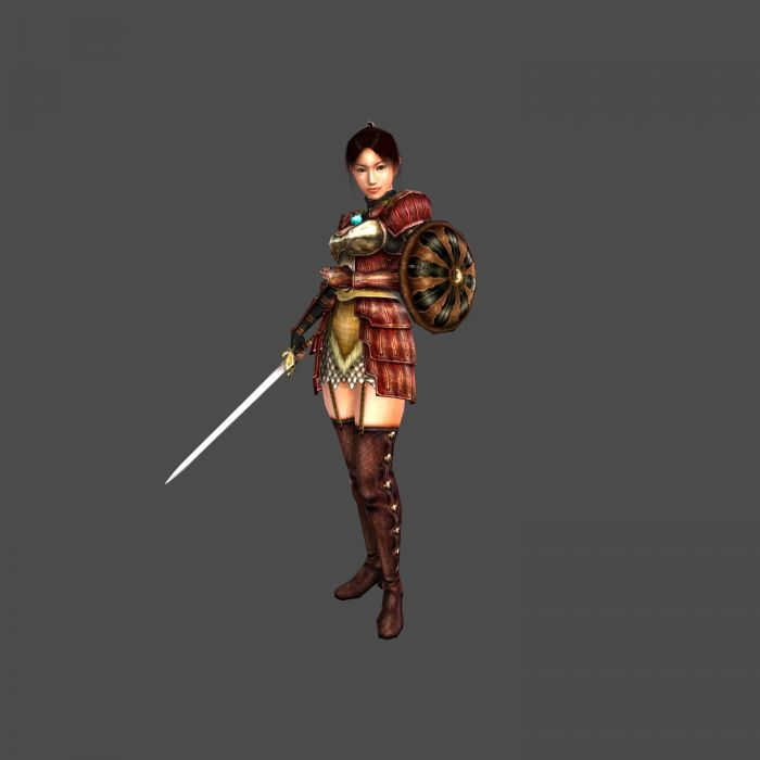 ONIMUSHA action adventure fantasy warrior ninja samurai fighting puzzle wallpaper