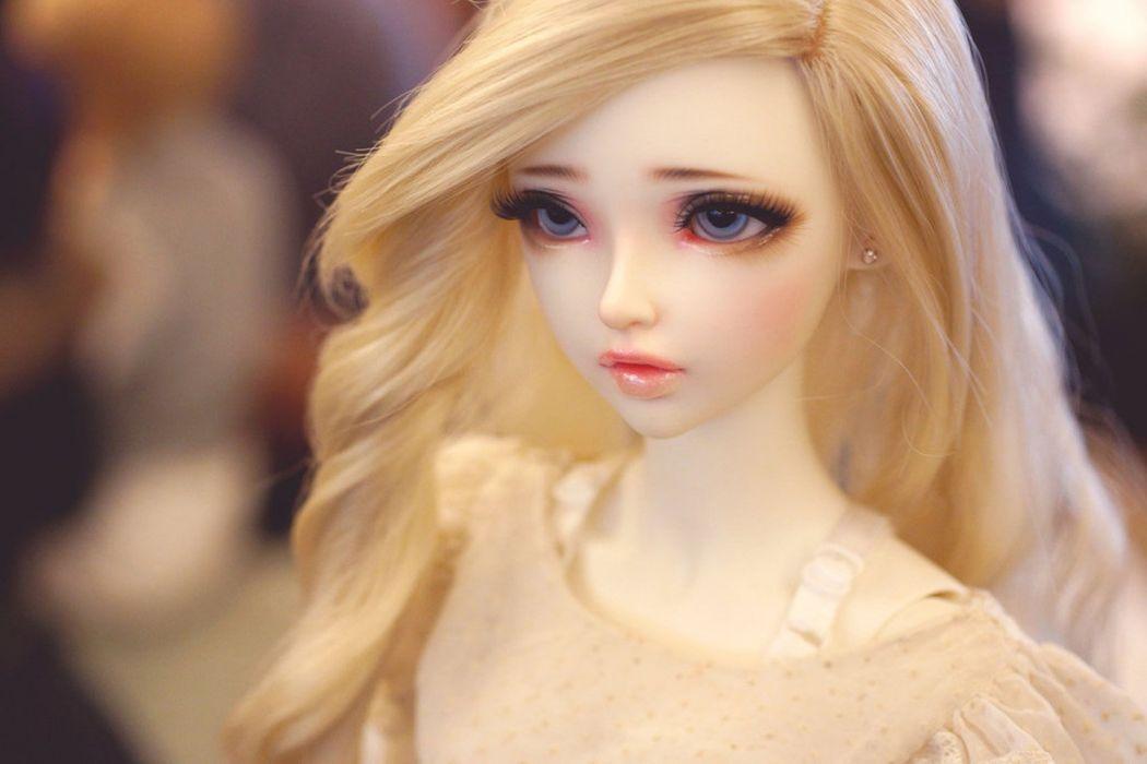 doll blonde toys wallpaper