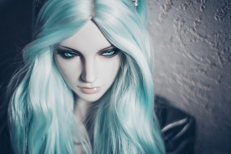 doll long hair cool toys wallpaper