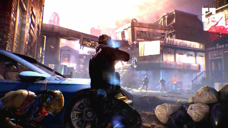 HOMEFRONT REVOLUTION shooter apocalyptic war action sci-fi military anarchy wallpaper
