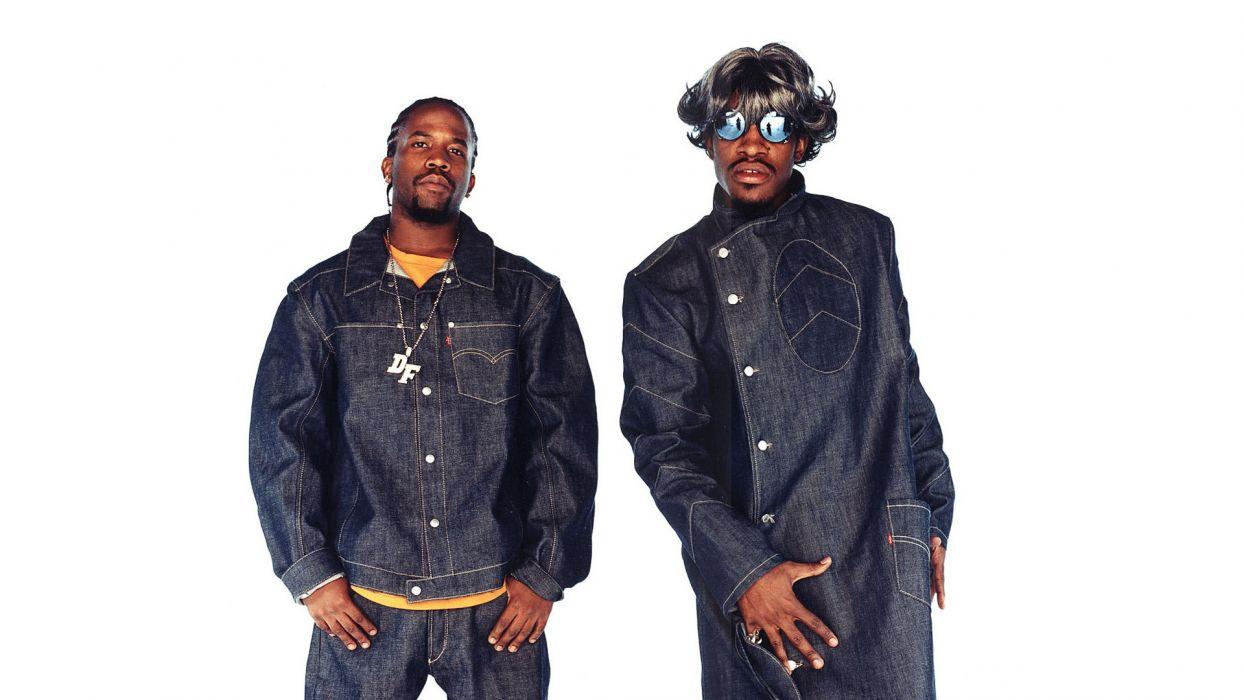 OUTKAST hip hop soul funk rap rapper wallpaper