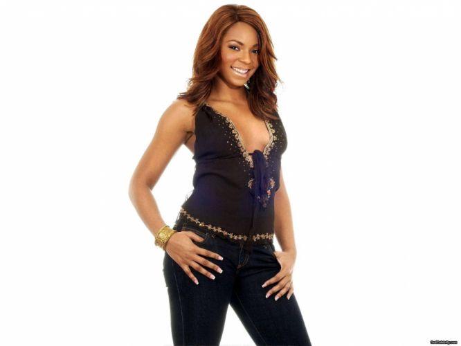 ASHANTI singer actress dance r-b hip hop soul pop wallpaper