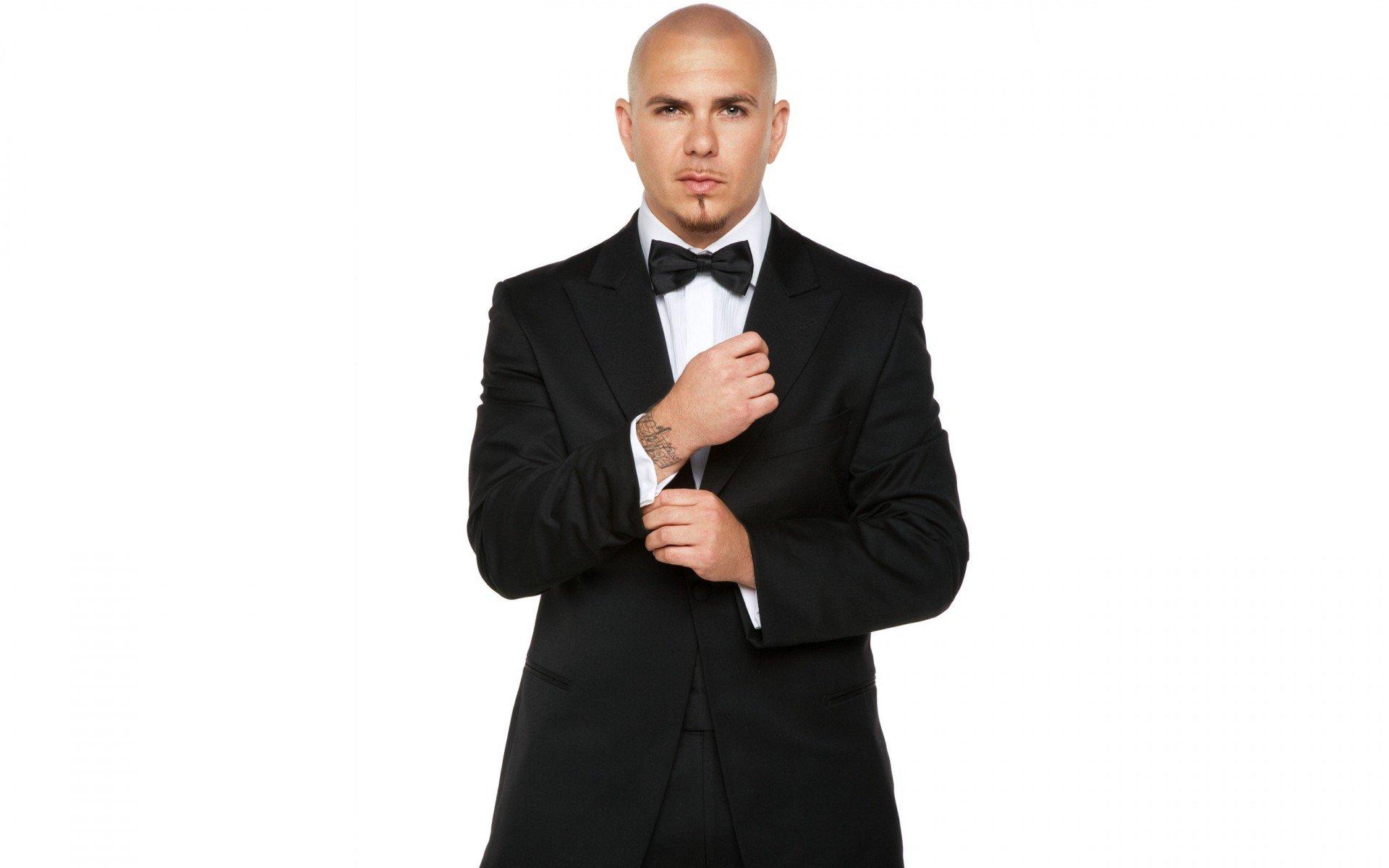 Pin Pitbull-rapper-wallpaper on Pinterest