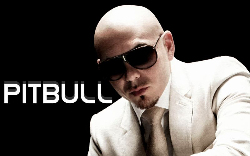PITBULL hip hop rap rapper house pop wallpaper