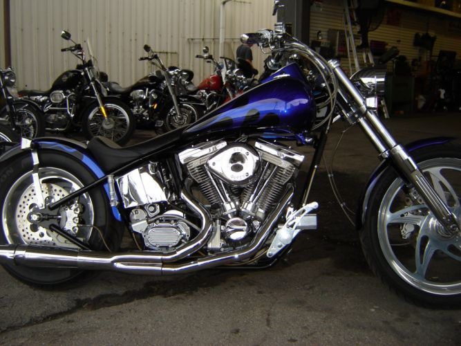 BIG-DOG-PITBULL custom chopper bike motorbike hot rod rods big dog pitbull wallpaper