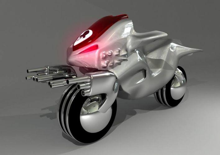 MOTO 3D wallpaper