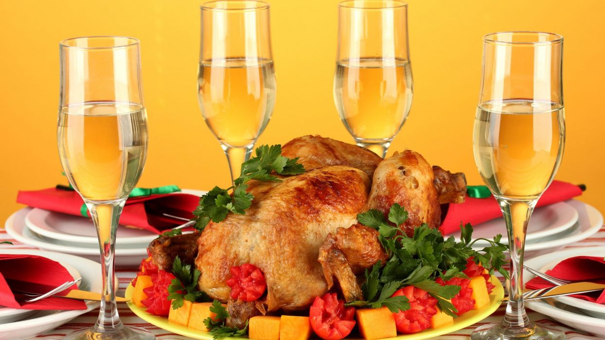 food delicious meal served wallpaper